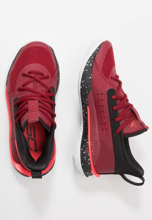 CURRY 7 - Zapatillas de baloncesto - cordova/black/beta