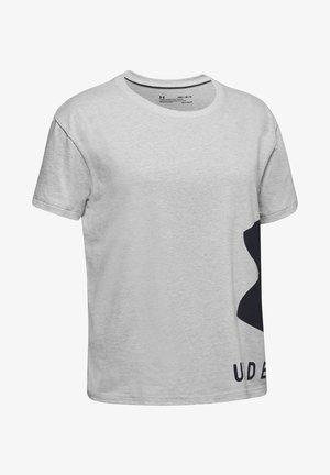 SPORTSTYLE TEE - Print T-shirt - mod gray light