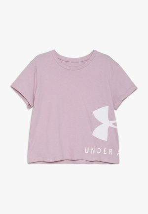SPORTSTYLE TEE - T-shirt print - pink fog/white