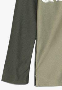 Under Armour - TECH 1/2 ZIP - Sports shirt - guardian green/outpost green/butter white - 2