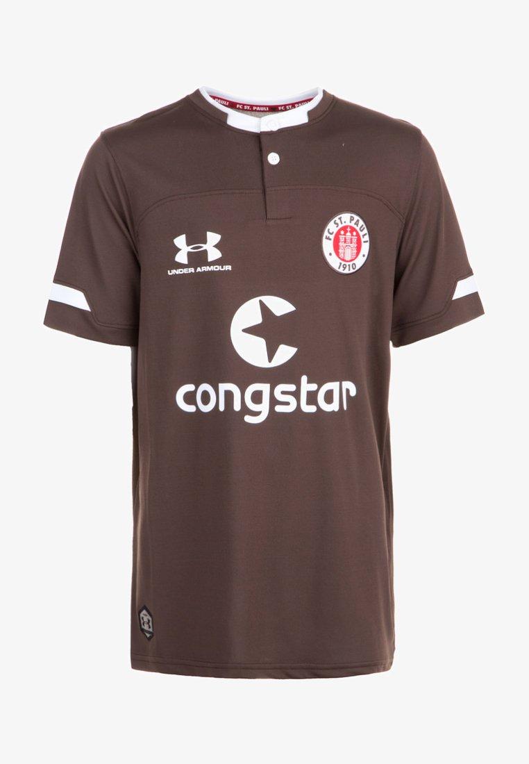Under Armour - FC ST. PAULI  - Vereinsmannschaften - brown