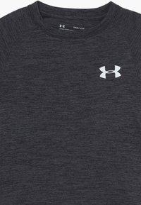 Under Armour - TECH - T-shirts print - black/white - 3