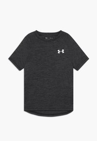 Under Armour - TECH - T-shirts print - black/white - 0