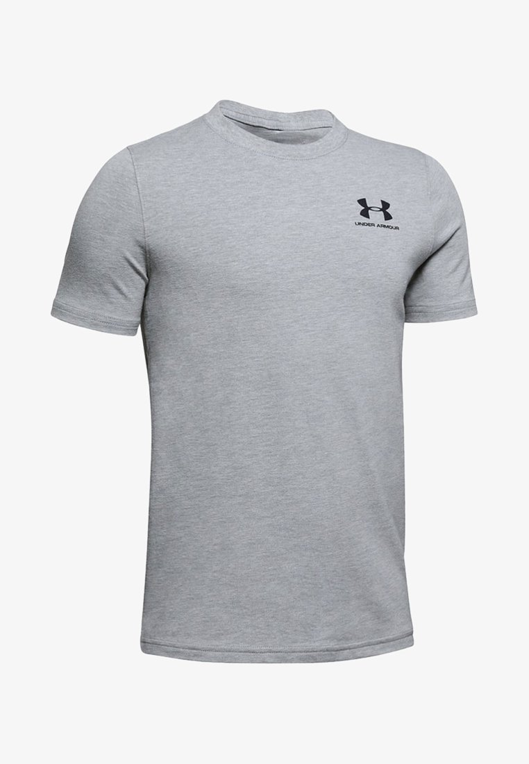 Under Armour - Print T-shirt - dark grey