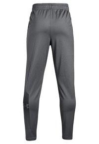 Under Armour - BRAWLER TAPERED PANT - Pantalones deportivos - graphite - 1