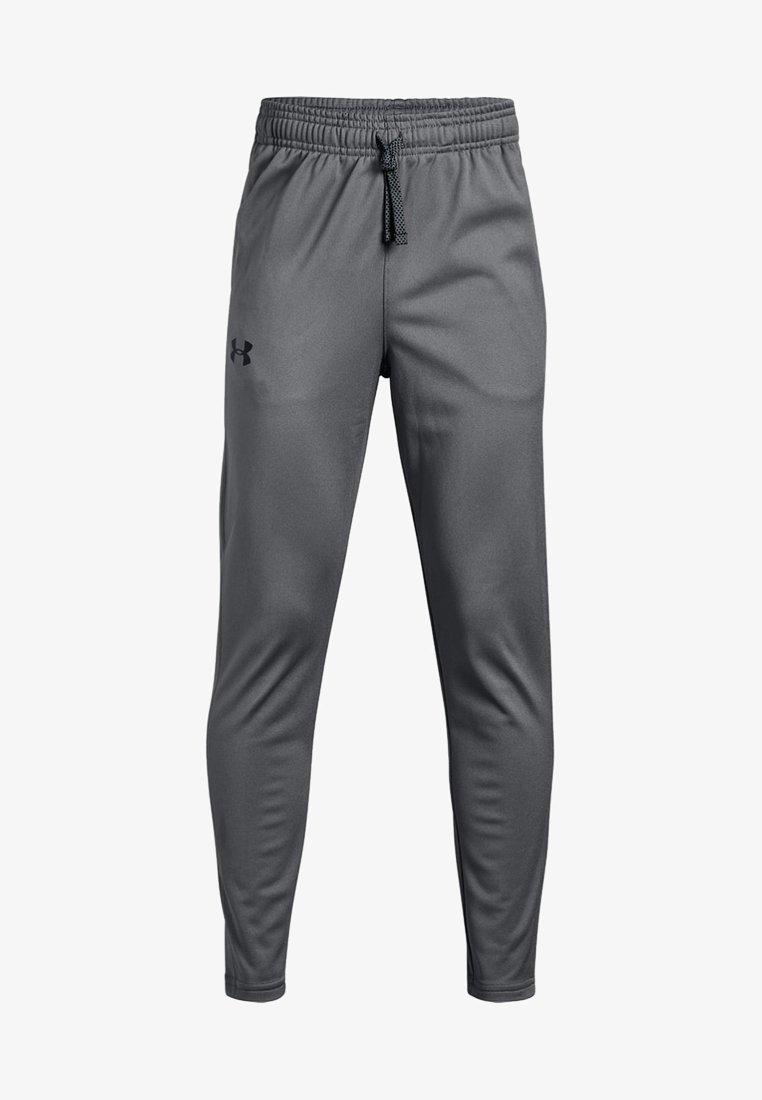 Under Armour - BRAWLER TAPERED PANT - Pantalones deportivos - graphite