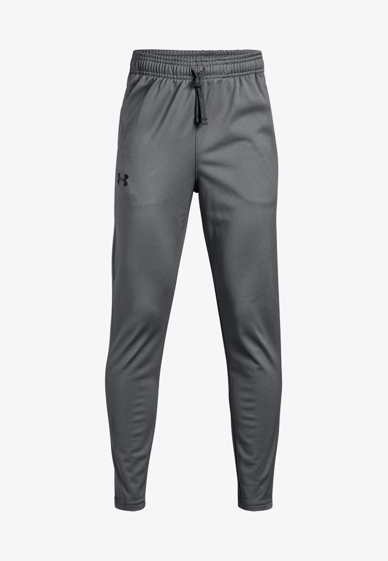Under Armour - BRAWLER TAPERED PANT - Tracksuit bottoms - graphite