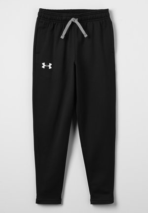 BRAWLER TAPERED PANT - Tracksuit bottoms - black/white