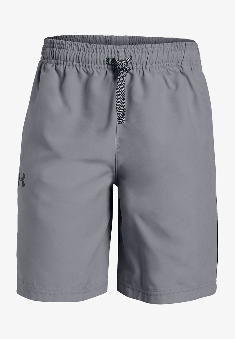 Under Armour - GRAPHIC SHORT - Sports shorts - steel