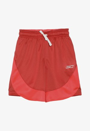 SHORT - Sports shorts - martian red/onyx white