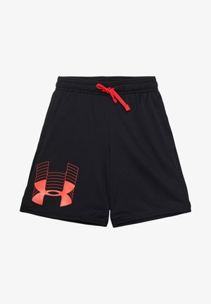 PROTOTYPE LOGO SHORT - Korte sportsbukser - black/beta