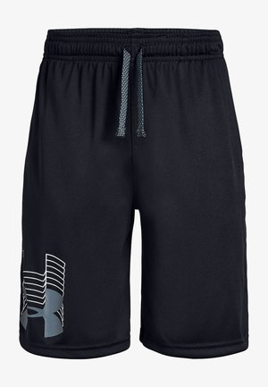 PROTOTYPE LOGO SHORT - Sports shorts - black