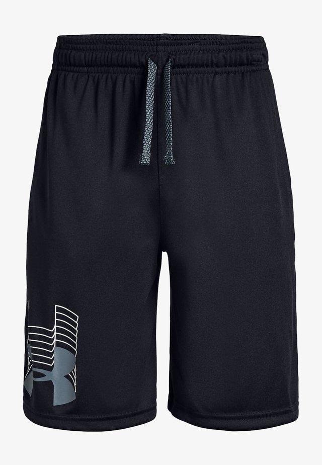 PROTOTYPE LOGO SHORT - Pantalón corto de deporte - black