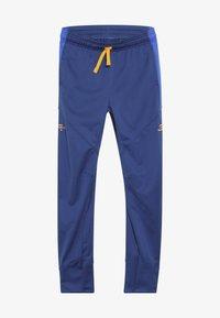 Under Armour - CURRY WARMUP PANT - Teplákové kalhoty - american blue/versa blue/koda orange - 2
