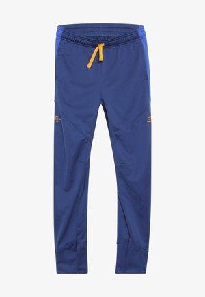 CURRY WARMUP PANT - Spodnie treningowe - american blue/versa blue/koda orange