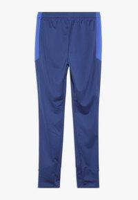Under Armour - CURRY WARMUP PANT - Teplákové kalhoty - american blue/versa blue/koda orange - 1