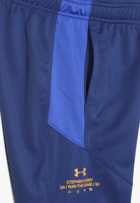 Under Armour - CURRY WARMUP PANT - Teplákové kalhoty - american blue/versa blue/koda orange - 3