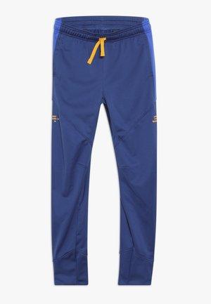 CURRY WARMUP PANT - Pantaloni sportivi - american blue/versa blue/koda orange