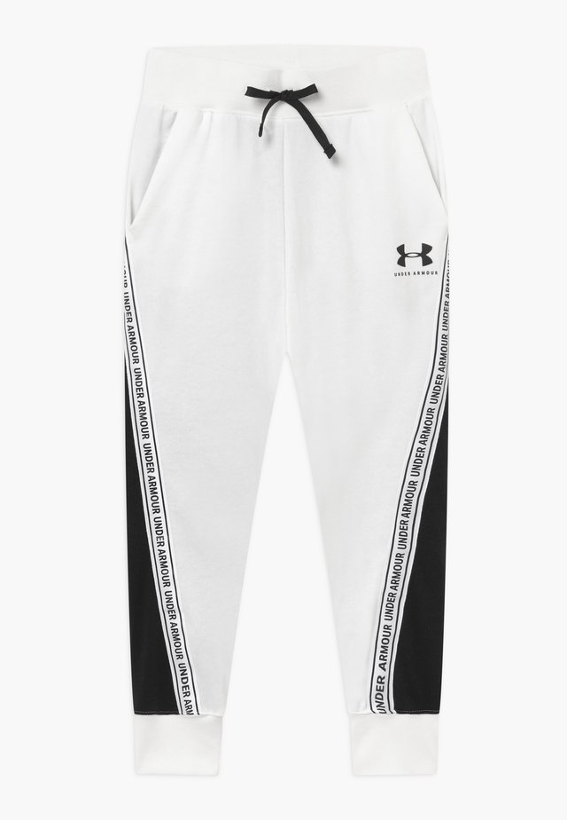 RIVAL PANTS - Pantaloni sportivi - onyx white/black
