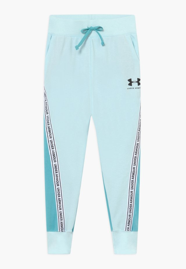 RIVAL PANTS - Pantaloni sportivi - rift blue/black