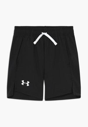 WOVEN SHORTS - Short de sport - black/white