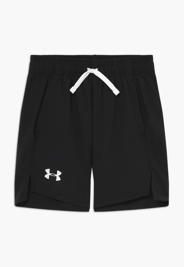 WOVEN SHORTS - Short de sport - black/white