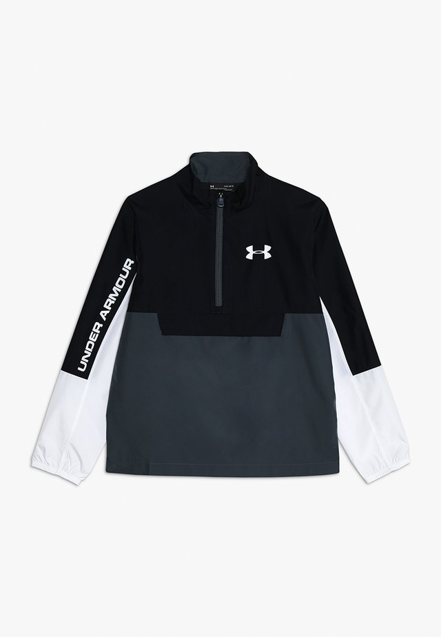 ANORAK - Giacca sportiva - black/white