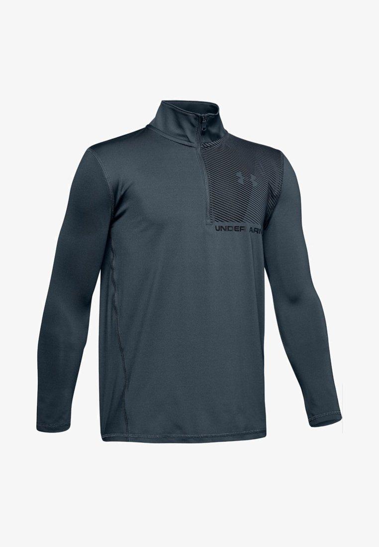 Under Armour - Long sleeved top - dark gray