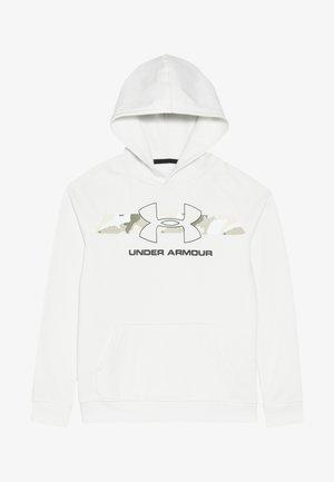 RIVAL HOODY - Sweat à capuche - onyx white/black
