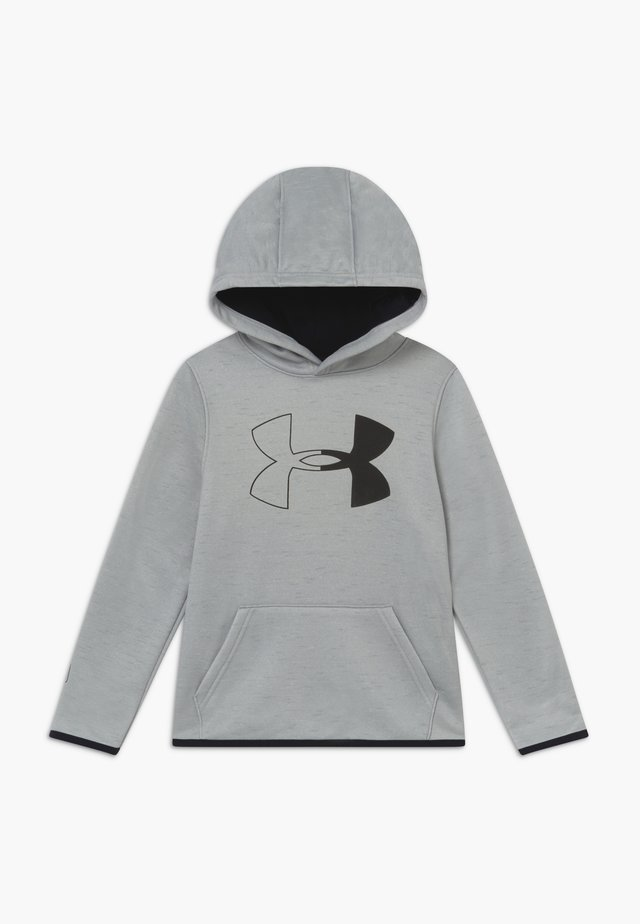 ARMOUR BRANDED HOODIE - Sweat à capuche - gray/black
