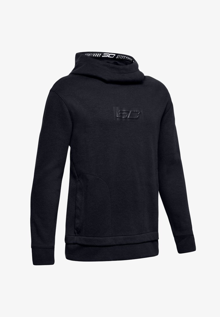 Under Armour - Hoodie - black