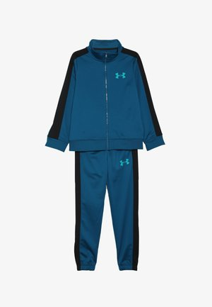 TRACK SUIT SET - Treningsdress - teal vibe/teal rush