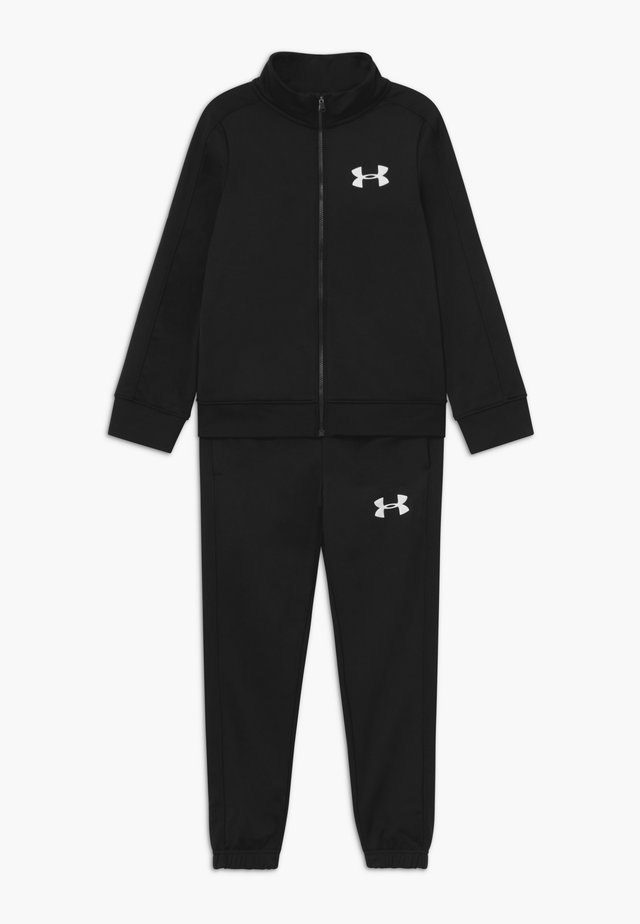 TRACK SUIT SET - Tuta - black /white