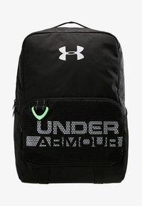 Under Armour - BOYS SELECT BACKPACK - Batoh - black/black/white - 1