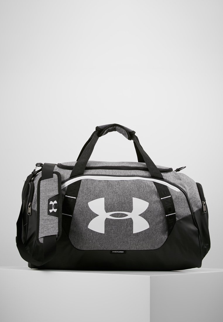 Under Armour - UNDENIABLE DUFFLE 3.0 MEDIUM - Bolsa de deporte - graphite