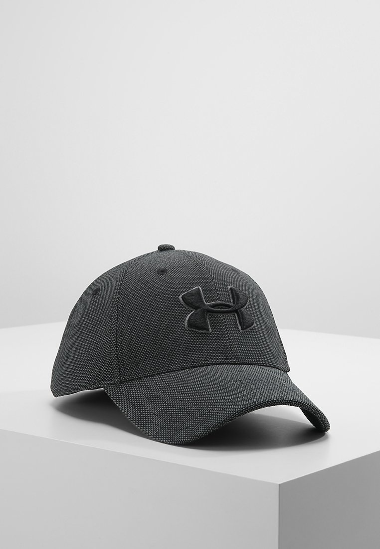 Under Armour - HEATHERED BLITZING 3.0 - Cap - black