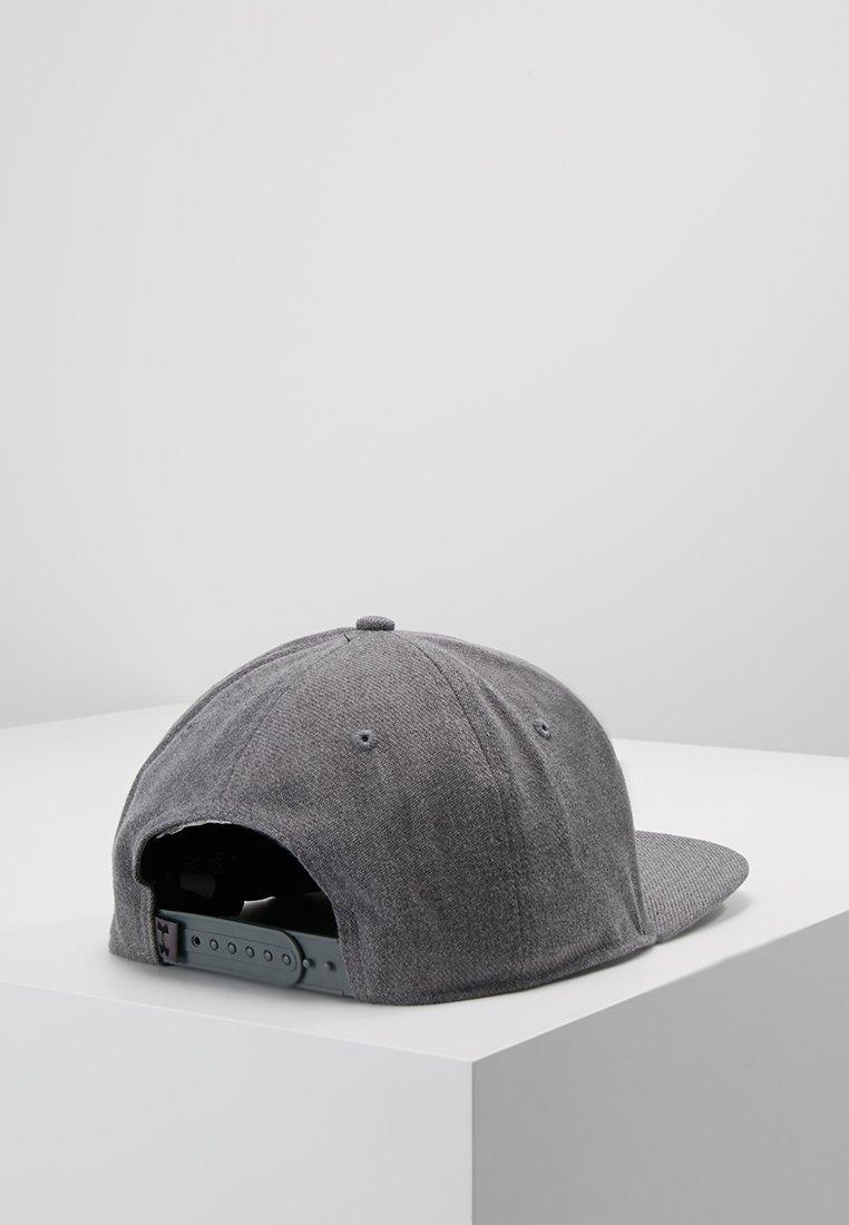 Under Armour - MEN'S HUDDLE SNAPBACK 2.0 - Cap - steel/graphite/black