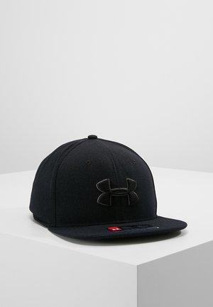 MEN'S HUDDLE SNAPBACK 2.0 - Pet - black/charcoal/black
