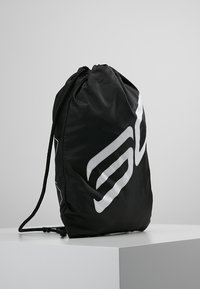 Under Armour - OZSEE SACKPACK - Sac de sport - black/black/white - 3