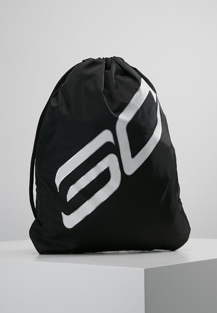 Under Armour - OZSEE SACKPACK - Sac de sport - black/black/white