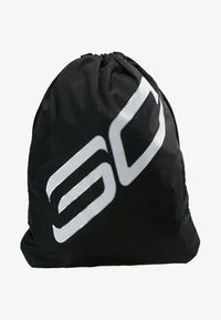 Under Armour - OZSEE SACKPACK - Sac de sport - black/black/white - 6