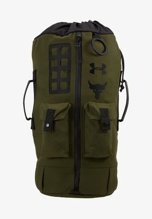PROJECT ROCK 60 - Mochila - guardian green/black/black