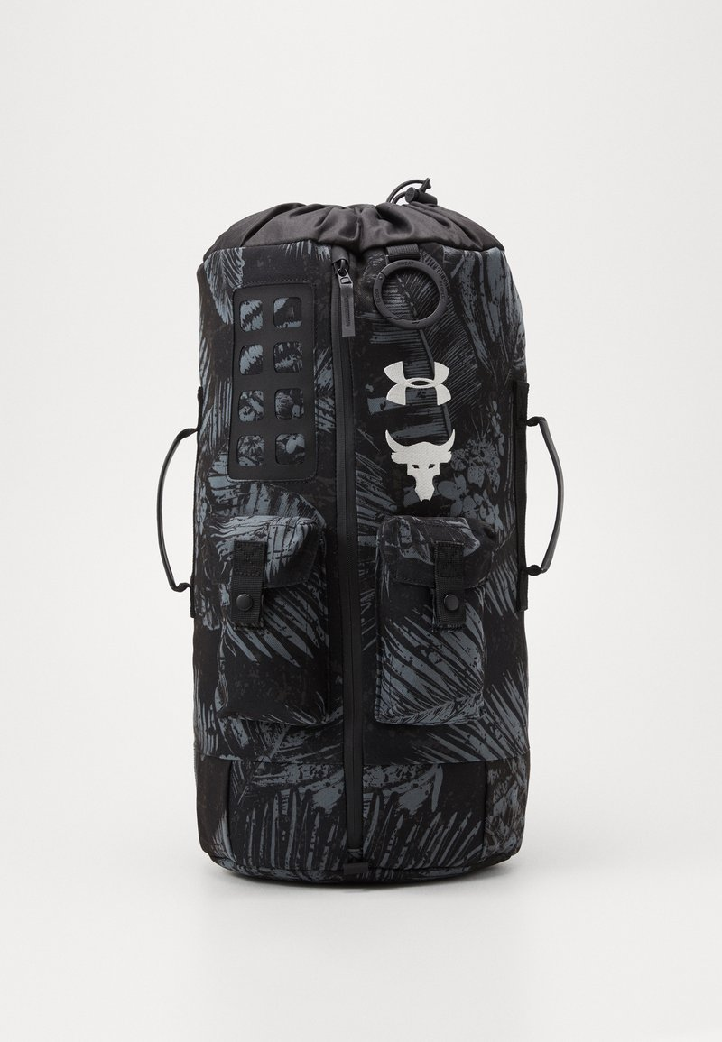 Under Armour - PROJECT ROCK 60 - Sac à dos - black/pitch gray/summit white