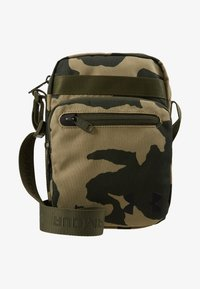 Under Armour - CROSSBODY - Torba na ramię - outpost green/guardian green/black - 6