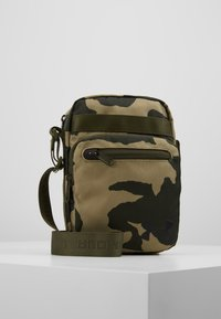 Under Armour - CROSSBODY - Torba na ramię - outpost green/guardian green/black - 0