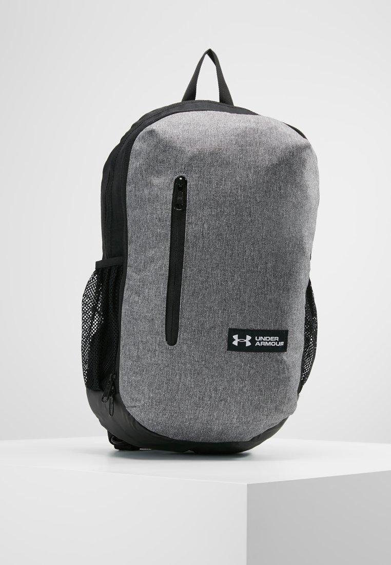 Under Armour - ROLAND BACKPACK - Tagesrucksack - graphite medium heather/black/white