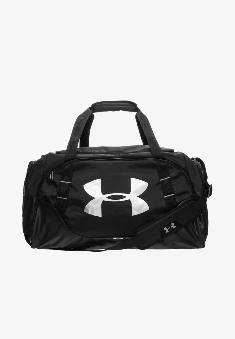 Under Armour - UNDENIABLE DUFFLE 3.0 - Sports bag - black / silver