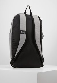 Under Armour - PATTERSON BACKPACK - Tagesrucksack - steel medium heather/black/white - 5