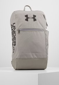 Under Armour - PATTERSON BACKPACK - Reppu - gravity green/black - 0