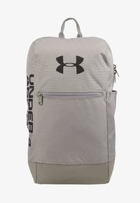 Under Armour - PATTERSON BACKPACK - Reppu - gravity green/black - 1
